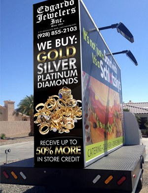 Lake Havasu Billboard Advertising
