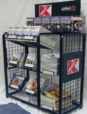Publication Rack Distribution Lake Havasu City